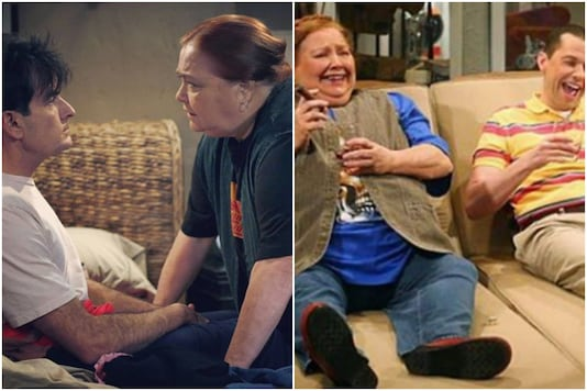 Stills from 'Two And a Half Men'