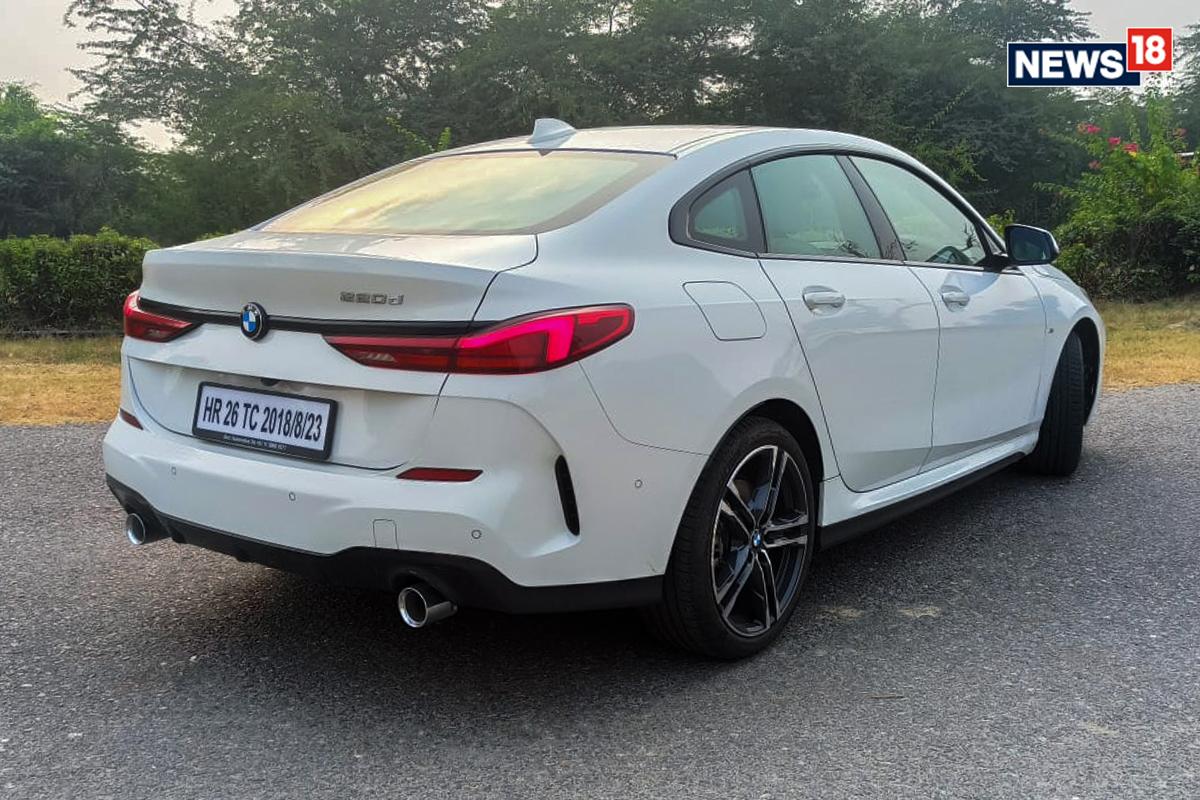BMW 2 Series Gran Coupe, BMW 2 Series, 2 Seires