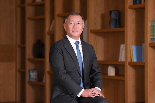 Hyundai Motor Grou Chairman Euisun Chung