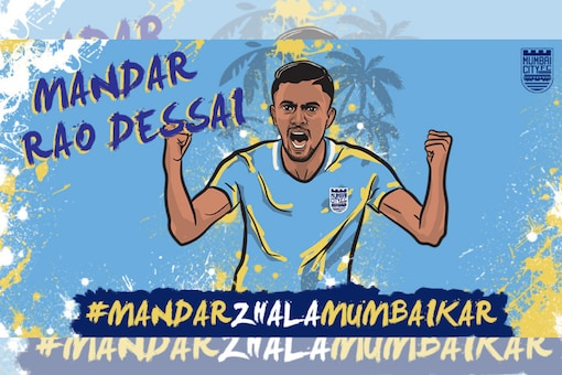 Mandar Rao Dessai (Photo Credit: Twitter)