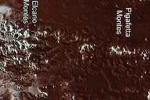 Pluto's Mountains Are Snow-Capped, But The Serene White is Not Made Of Ice