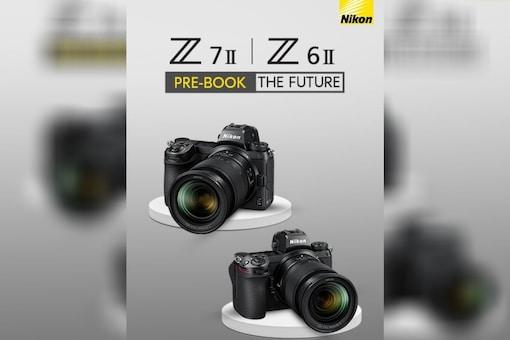 Nikon Z 6II and Z 7II