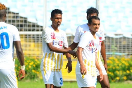 Bhawanipore FC (Photo Credit: AIFF)