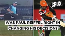 CSK Vs SRH | Why Are Netizens Accusing MS Dhoni Of 'Bullying' The Umpires?