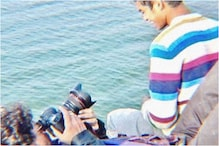 In Throwback Pic, Irrfan Clicks Babil Khan by the Lake