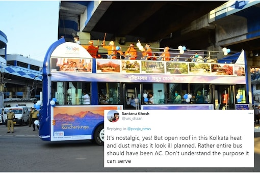 The internet is givig mixed reactions to Kolkata bringing back its double-decker buses.