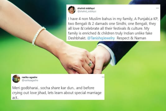 Why Hate for Tanishq? These Tweets are Testimony of Loving Families in Inter-faith Marriages