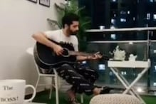 Sharad Malhotra Plays Song 'Dil Ibadat' on Guitar As He Recovers from Covid-19, Watch Video