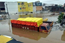 Andhra, Telangana Rain: Pictures Show Maximum Areas Submerged Under Water