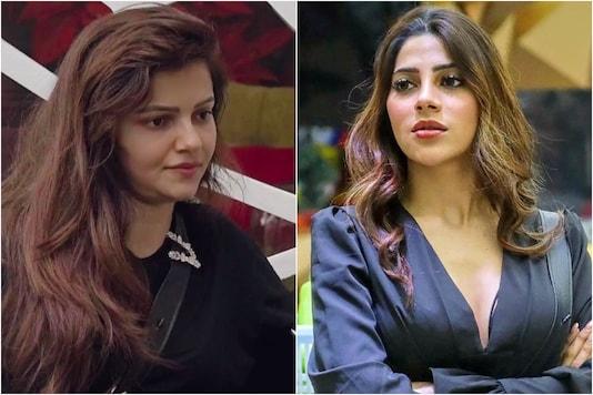Bigg Boss 14: Rubina Dilaik and Nikki Tamboli Pick Up Ugly Fight Over House Chores