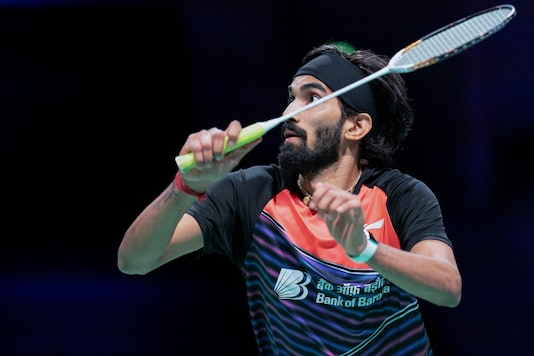 Kidambi Srikanth (Photo Credit: Reuters)