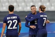 UEFA Nations League: Kylian Mbappe Late Strike Gives France 2-1 Win in Croatia