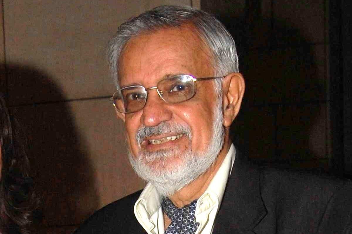 Veteran Sports Journalist, Cricket Commentator Kishore Bhimani No More