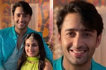 Shaheer Sheikh Pens Heartfelt Note for 'Yeh Rishtey' Co-star Rhea Sharma