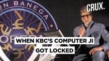 """Computer To Atak Gaya"", Says Amitabh Bachchan After His 'Computer ji' Stopped Working On KBC"