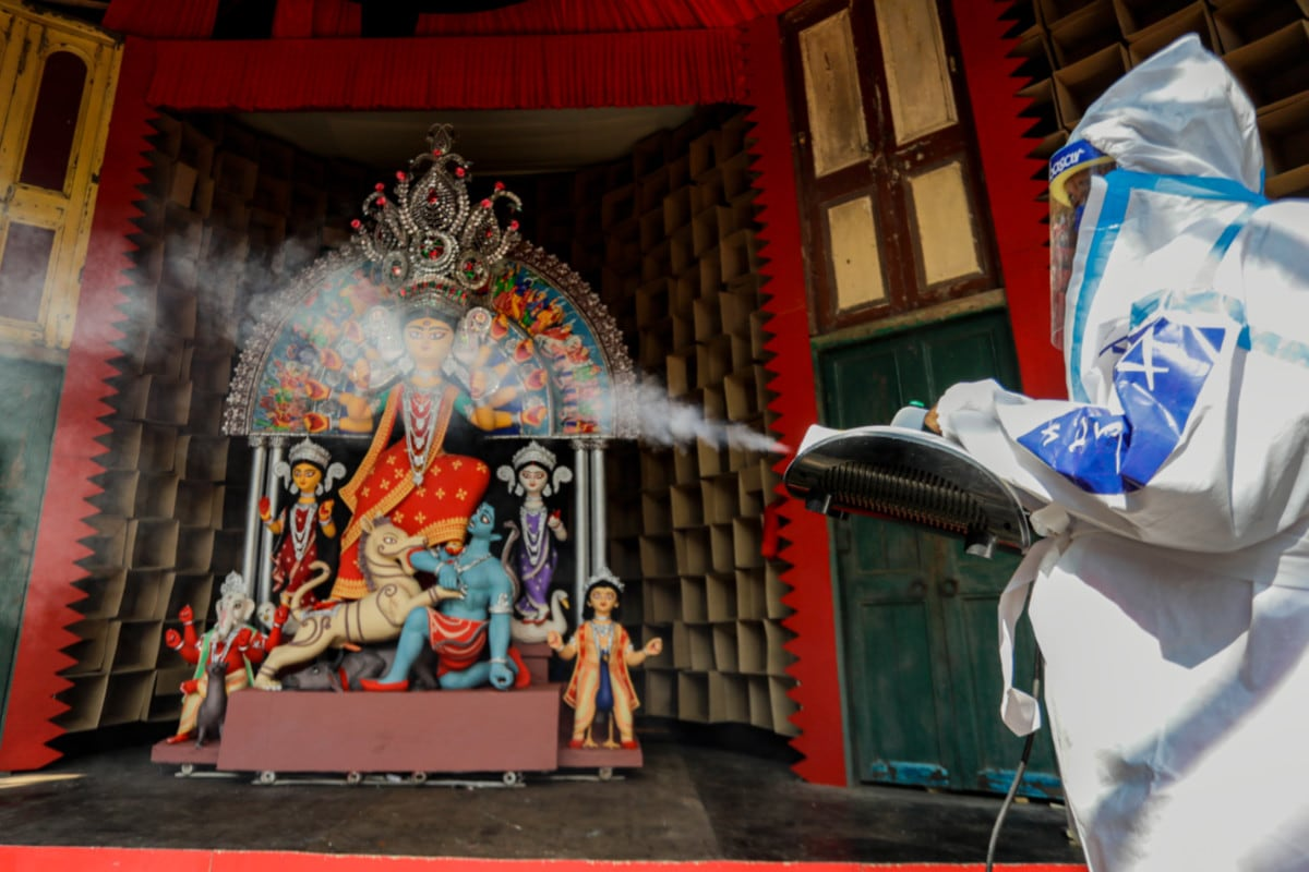 Online Anjali, Virtual Pandals, Pujabarshiki: How to Celebrate Durga Puja at Home in Pandemic