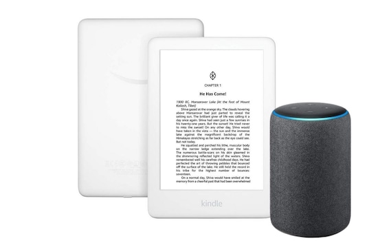 Amazon Great Indian Festival: Up to 50% Off on Amazon Echo, Kindle and Other Smart Devices