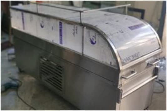 Police in Tamil Nadu are investigating the family of the man who was locked alive in a freezer meant for corpses after being declared dead | Image for representation