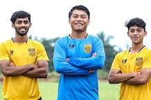 ISL: Hyderabad FC Sign Young Trio of Rohit Danu, Biaka Jongte and Akash Mishra