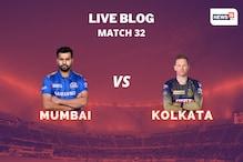 IPL 2020 Highlights, MI vs KKR, Today's Match at Abu Dhabi: MI Thrash KKR By 8 Wickets
