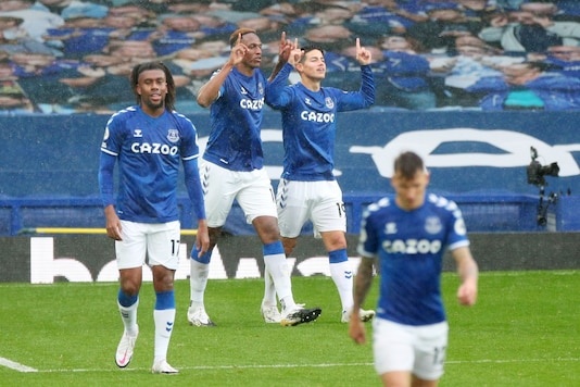 Everton have scored 12 goals in four games so far. (Photo Credit: Reuters)