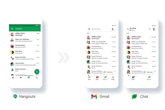 Google Hangouts to Shut Down Next Year, Users Will Be Migrated to Google Chat