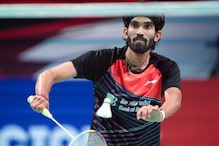 Denmark Open: Kidambi Srikanth Loses to 2nd Seed Chou Tien Chen in Quarter-finals
