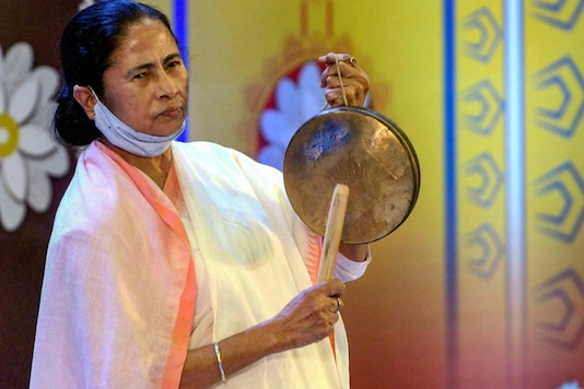File pic of West Bengal Chief Minister Mamata Banerjee. (PTI Photo)
