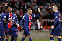 Ligue 1: Kylian Mbappe Brace Leads Depleted PSG to Easy Win at Nimes, Leaders Rennes Held at Dijon