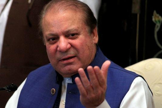 File photo Nawaz Sharif, former Prime Minister and leader of Pakistan Muslim League (N).