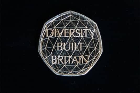 The diversity coin. (Image: gov.uk)