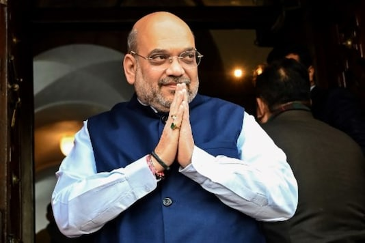 A file photo of Amit Shah. (AFP)