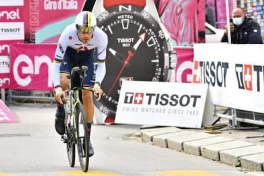 Giro d'Italia (Photo Credit: AP)