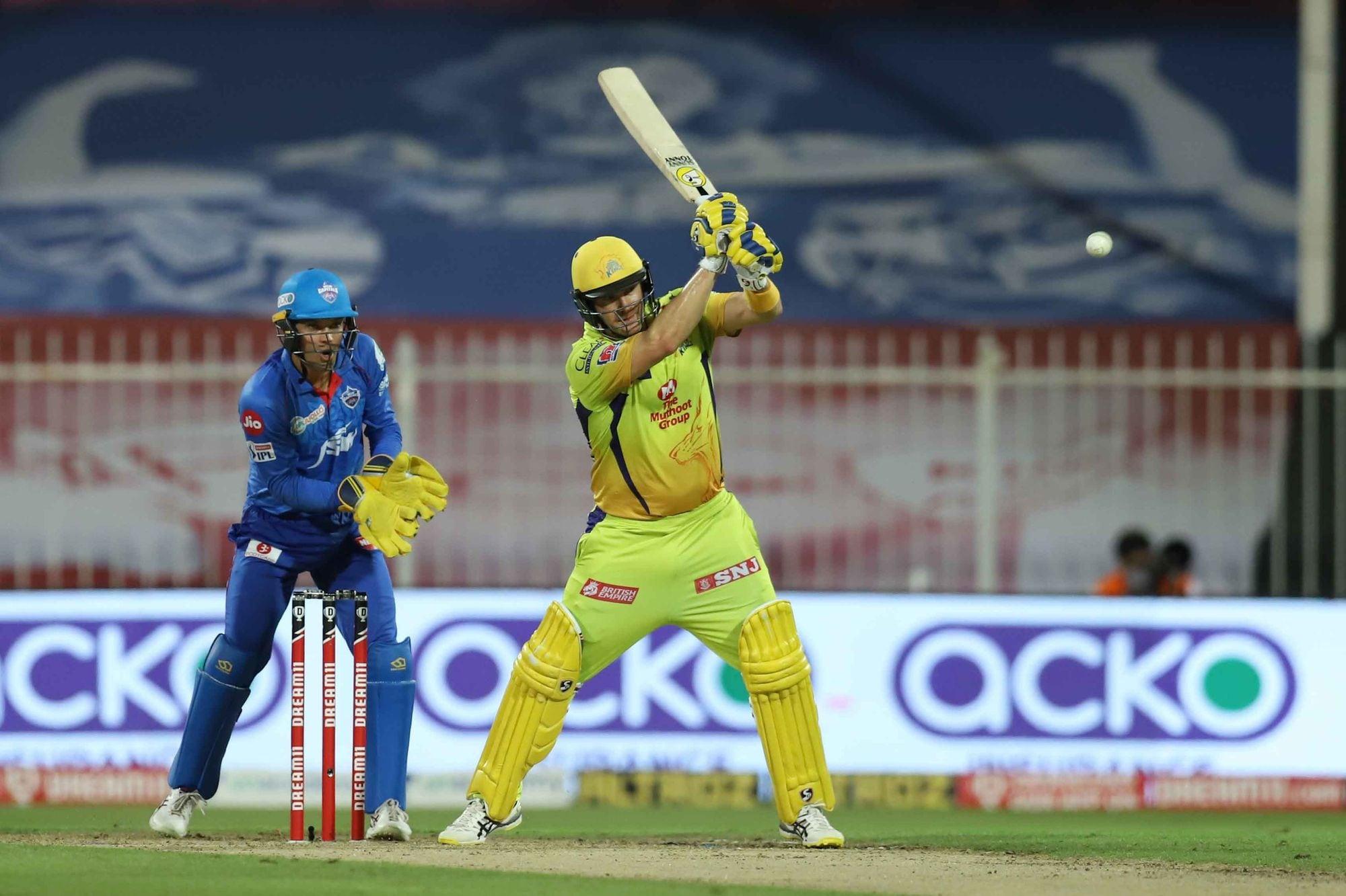 IPL 2020: In Pics, Delhi Capitals vs Chennai Super Kings, Match 34 in Sharjah
