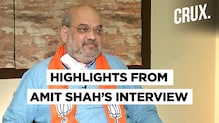 Amit Shah Slams Rahul Gandhi's Remarks on India-China Dispute