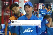 'Such a Clown': Rishabh Pant Mimicking Delhi Capitals Coach Ricky Ponting in Interview Goes Viral