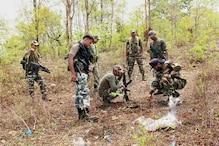 27 Naxals, Including 5 Carrying Cash Rewards, Surrender in Chhattisgarh's Dantewada District
