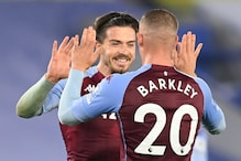 Premier League: Aston Villa Maintain Perfect Start as Ross Barkley Sinks Leicester City