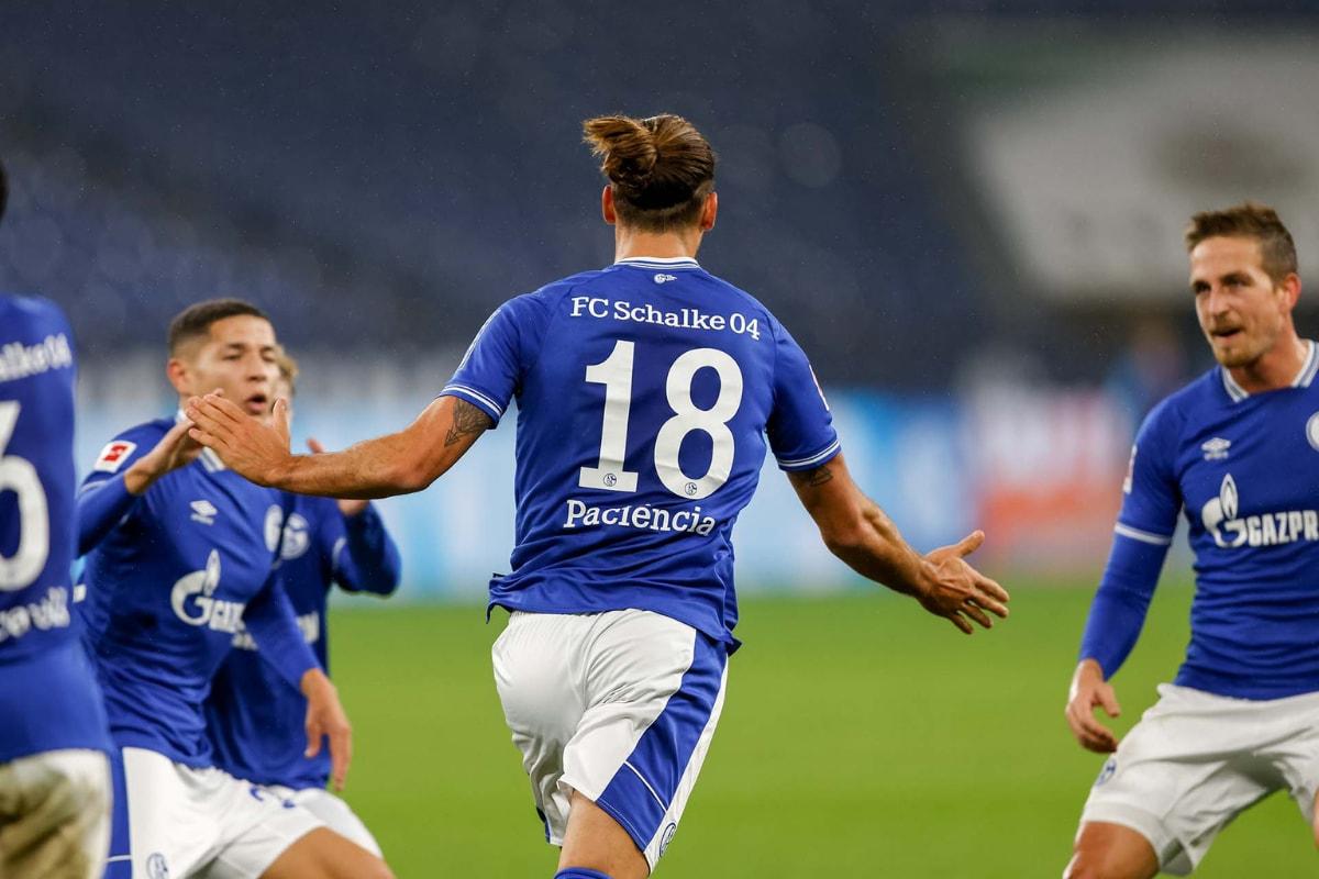 Schalke Vs Stuttgart 2021