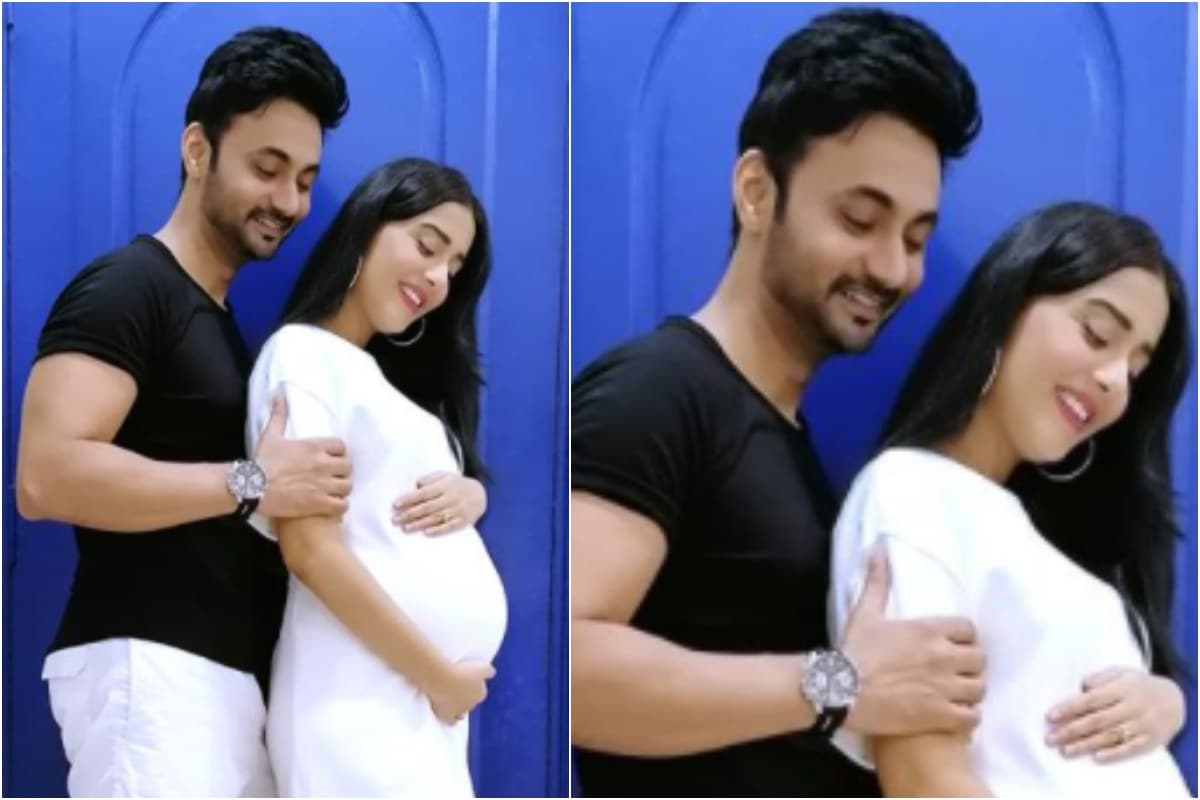 RJ Anmol Opens up on Pampering Amrita Rao During Pregnancy