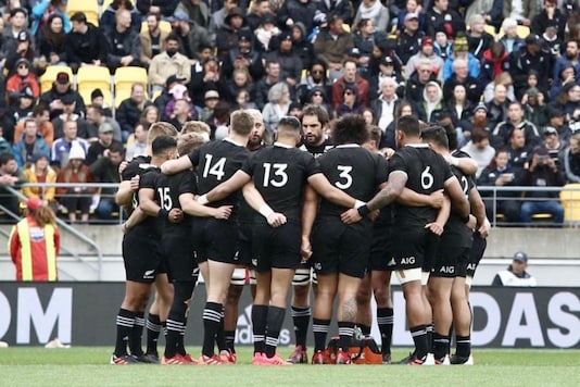New Zealand rugby team (Photo Credit: Twitter)