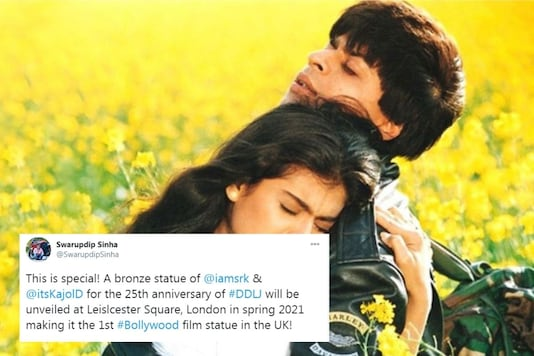 Fans rejoiced on Twitter and celebrated 25 years of the film.