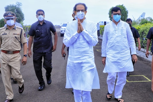 Maharashtra Chief Minister Uddhav Thackeray begins visit to flood-affected areas across the state.  (File photo)