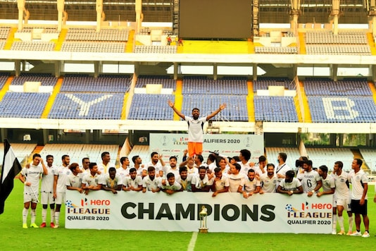 Mohammedan SC (Photo Credit: AIFF)