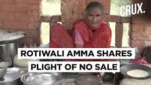 In Contrast With Delhi's 'Baba ka Dhabha', Agra's 'Rotiwali Amma' Still Awaits Customers