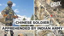 Indian Army Captures A Chinese Soldier From Ladakh's Demchok