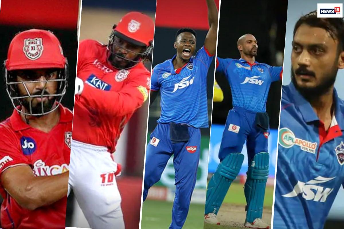 IPL 2020: Delhi Capitals vs Kings XI Punjab - KL Rahul, Kagiso Rabada & Other Players to Watch Out For