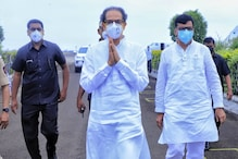 PICS: Maharashtra CM Uddhav Thackeray Visits Flood-Affected Solapur