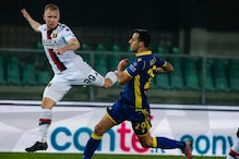 Serie A: Genoa Hold Verona 0-0 Despite Being Depleted By Covid-19