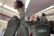 Viral Video Shows Maskless 'Karen' Coughing on Airplane Passengers, Yelling 'Everybody Dies'